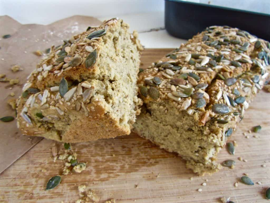 Hearty 5 Seed Bread Gluten Free