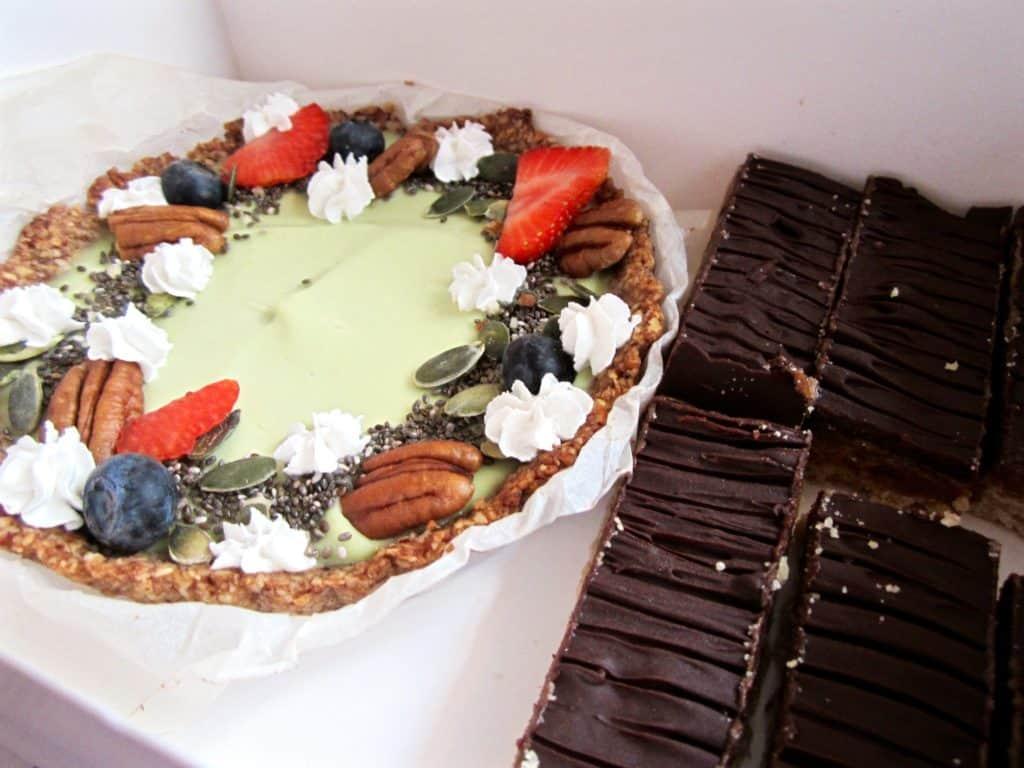 Vegan & Gluten free dessert reviews in Ghent, Belgium   veganchickpea.com