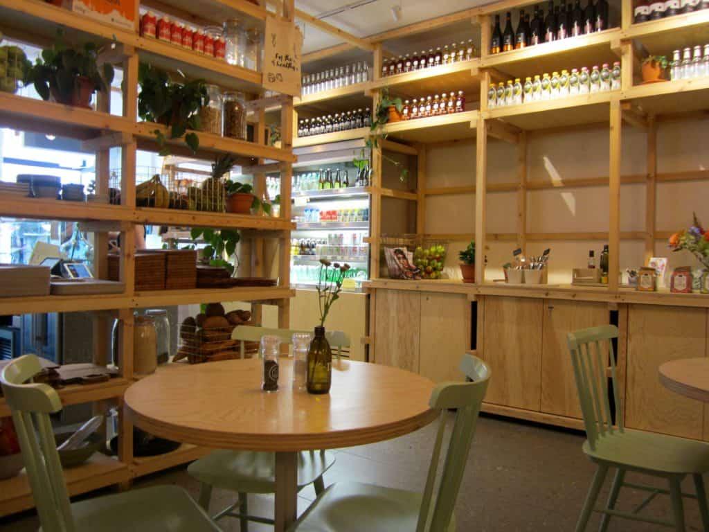 PLUS+ Restaurant interior in Ghent, Belgium