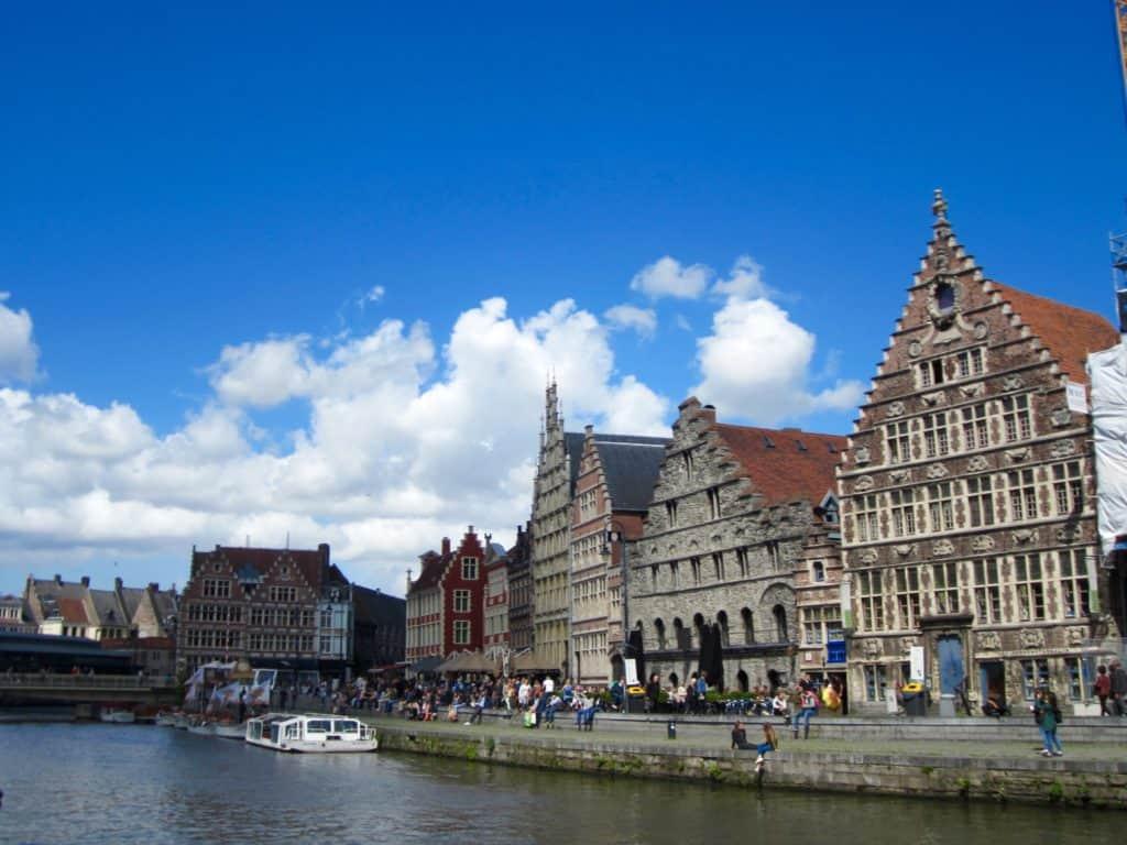 Ghent city 1
