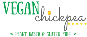 Vegan chickpea logo