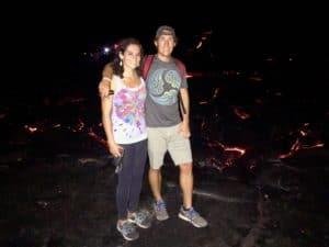 Pele Volcano Big Island Hawaii | veganchickpea.com