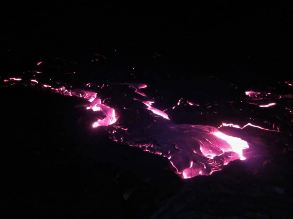 Pele Volcano Big Island Hawaii | veganchickpea.com