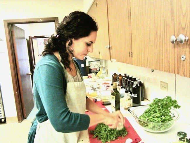 Vegan Fusion Teacher Training Sarah Newman Vegan Chickpea