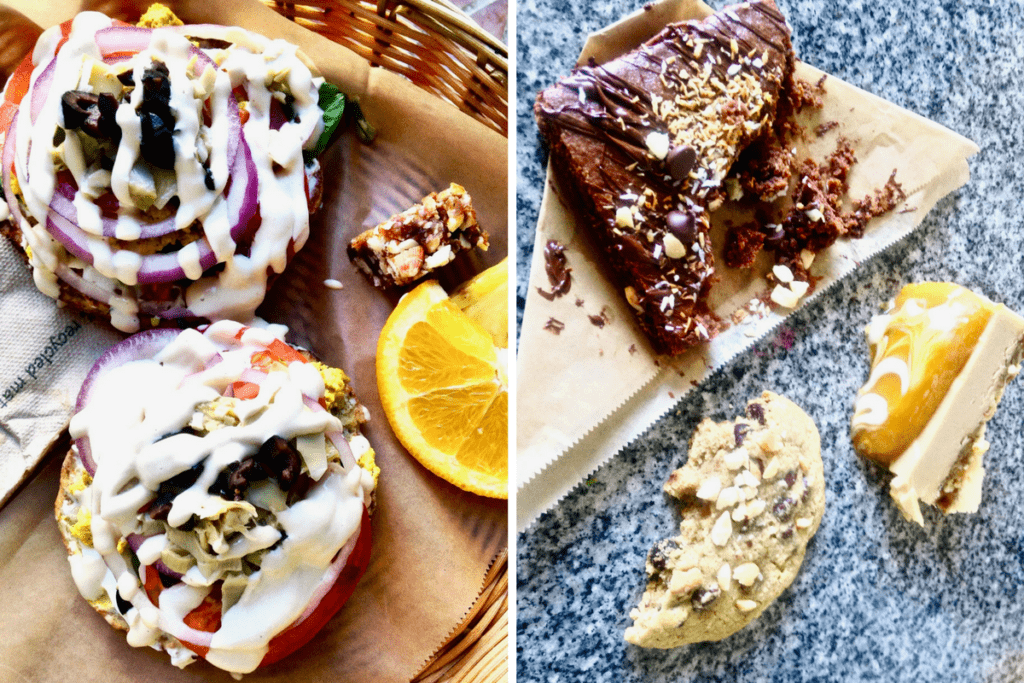 Gluten Free & Vegan Food, Tips + Travel Reviews in Kona on the Big Island, Hawaii. The restaurants, cafes and markets you need to check out!