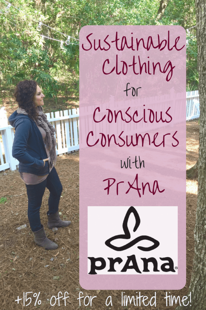 Being an eco-friendly conscious consumer and caring about sustainability goes beyond our food choices - it's about supporting the companies that are responsibly and ethically making a difference in all areas of life. Find out more about sustainable clothing practices and how prAna is doing it right - with comfortable and stylish clothes to boot!