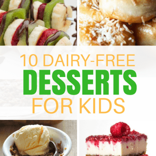10 Dairy-Free Desserts for Kids