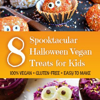 8 Spooktacular Halloween Vegan Treats for Kids
