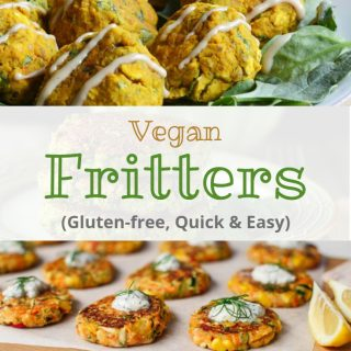 Vegan Fritters