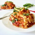 Vegan and Gluten Free Slow Cooker Lasagna [Updated 2018]