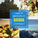 Vegan & Gluten Free Travel Reviews in Bavaria, Germany