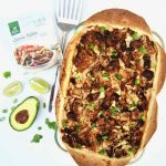 The Best Creamy Vegan Mexican Casserole (Gluten Free!)