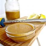 Best Ever Tahini Garlic Sauce (sugar free!)